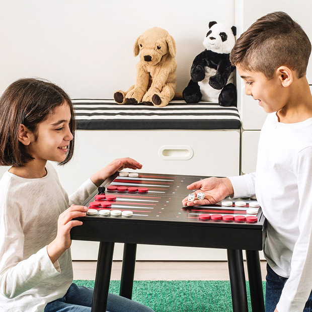 ACTIVITY, Furnish for activities with children